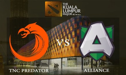 TNC Predator vs Alliance game 1 – The Kuala Lumpur Major, Lower Bracket R2 – Dota 2