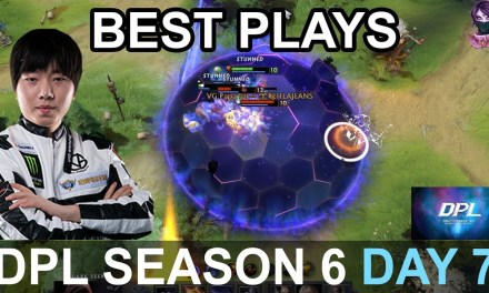 DPL Season 6 BEST PLAYS DAY 7 Highlights Dota 2 by Time 2 Dota #dota2 #dpl #dpls6