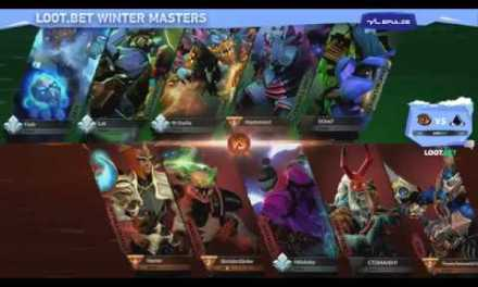Kaipi vs Unchained Esports bo1 – LOOT.BET Winter Masters Groupstage – Dota 2