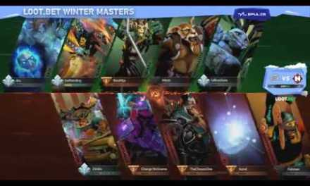 Elements Pro vs Nemiga Gaming bo1 – LOOT.BET Winter Masters Groupstage – Dota 2