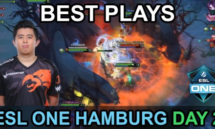 ESL ONE Hamburg 2018 Day 2 Highlights Dota 2 by Time 2 Dota #dota2 #eslone