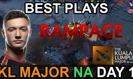 Kuala Lumpur Major BEST PLAYS NA DAY 1 Highlights Dota 2 by Time 2 Dota #dota2 #KLMajor