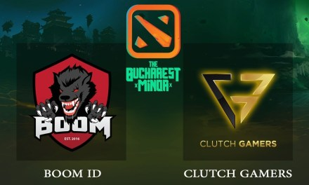 BOOM ID vs Clutch Gamers Game 2 – Bucharest Minor SEA Qualifier, Grand Finals – Dota 2