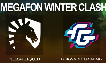 Liquid vs Forward Game 2 – MegaFon Winter Clash, Group Stage – Dota 2