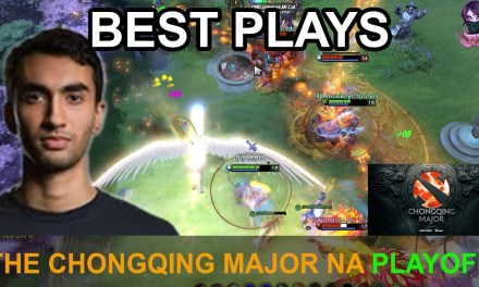 The Chongqing Major BEST PLAYS Qual NA Playoff Highlights Dota 2 Time 2 Dota #dota2 #ChongqingMajor
