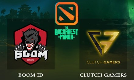 BOOM ID vs Clutch Gamers Game 1 – Bucharest Minor SEA Qualifier – Dota 2