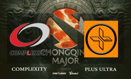 compLexity vs Plus Ultra game 2 – The Chongqing Major NA Qualifiers, Group A – Dota 2