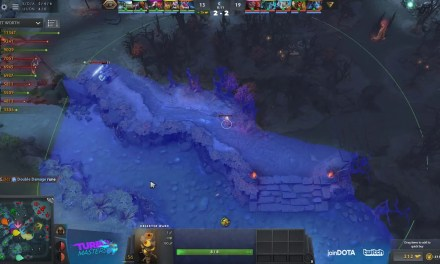 Clutch Gamers vs DeToNaTor – joinDOTA Turbo Masters Game 5 – Dota 2