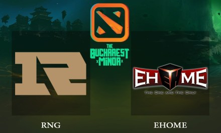 RNG vs EHOME game 3 – Bucharest Minor CN Qualifier, Losers' Round 1 – Dota 2