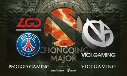 PSG.LGD vs Vici Gaming game 1 – The Chongqing Major CN Qualifiers, Semifinals – Dota 2