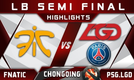 Fnatic vs PSG.LGD [TOP 4] Chongqing Major CQ Major Highlights 2019 Dota 2