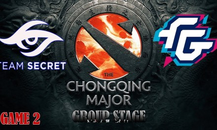 Secret vs Forward Gaming | Chongqing Major Group B Decider Match Bo3 Game 2