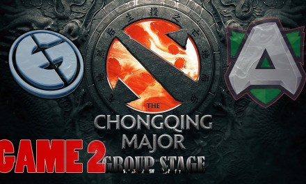 Evil Geniuses vs Alliance | Chongqing Major Decider Match Group D Bo3 Game 2