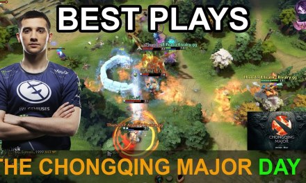 The Chongqing Major BEST PLAYS Day 5 Highlights Dota 2 Time 2 Dota #dota2 #ChongqingMajor #CQMajor