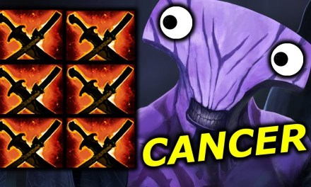 VOID WTF CANCER BUILD dota 2