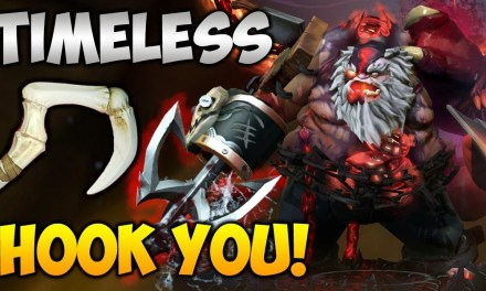 TIMELESS PUDGE [HOOK YOU!] Highlights Dota 2