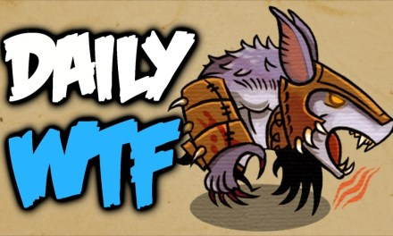 Dota 2 Daily WTF – Hello There