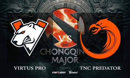 Virtus.pro vs TNC Predator vs Game 1 – The Chongqing Major – Dota 2