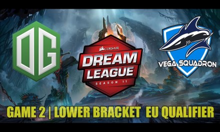 OG vs Vega Game 2 | Bo3 Lower Bracket R2 Dreamleague 11 EU Qualifiers