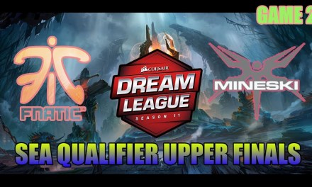 Fnatic vs Mineski | G2 Bo3 Winners' Finals Dreamleague 11 SEA Qualifiers