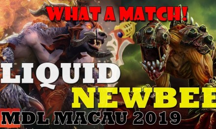EPIC – Liquid vs Newbee | Group Stage MDL Macau 2019