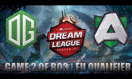 OG vs Alliance | G2 Bo3 Opening Matches Group Stage Dreamleague 11 EU Qualifiers