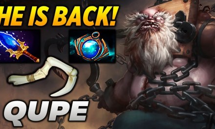 Qupe Pudge [KING IS BACK!] Dota 2