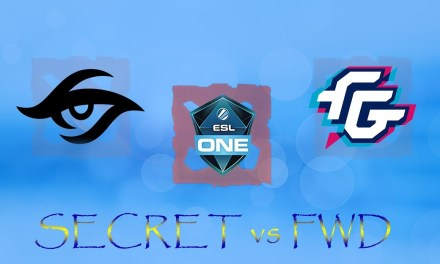 Secret vs FWD GAME 1 Bo2 | Group Stage ESL One Katowice 2019