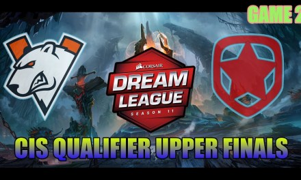 Virtus.Pro vs Gambit | G2 Bo3 Winners' Finals Dreamleague 11 CIS Qualifiers