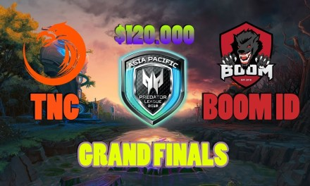 TNC vs BOOM ID G2 Bo3 | GRAND FINALS Asia Pacific Predator League 2019