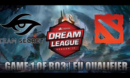Secret vs Kaban | G1 Bo3 Opening Matches Group Stage Dreamleague 11 EU Qualifiers
