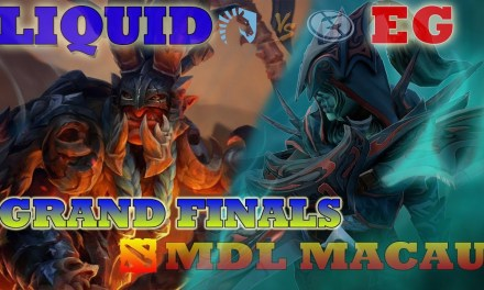 Liquid vs EG Game 4 Bo5 | Grand Finals MDL Macau 2019