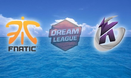 Fnatic vs KG | Upper Bracket R2 DreamLeague Season 11 | Bo3 GAME 2