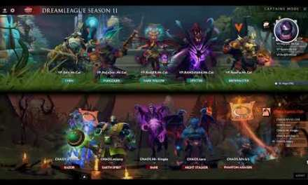 VP vs Chaos DreamLeague Major Highlights Dota 2 Time 2 Dota #dota2