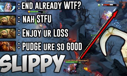 Slippy Pudge [You Are So GOOD!] Dota 2