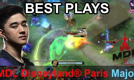 MDL Disneyland® Paris Major BEST PLAYS Qualifier SEA DAY 2 Highlights Dota 2 Time 2 Dota #dota2 #mdl