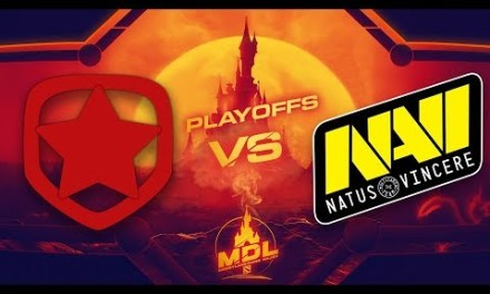 Gambit vs NaVi Game 2 – MDL Paris Major CIS Qualifiers: Losers Round 2