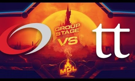 compLexity vs Team Team Game 2 – MDL Paris Major NA Qualifiers: Group Stage