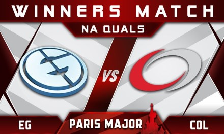 EG vs coL Winners Match Disneyland Paris Major MDL 2019 NA Highlights Dota 2