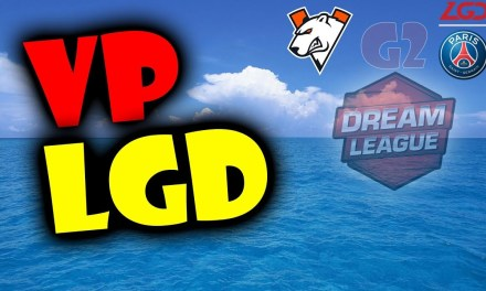 PSG LGD vs VP | Lower Bracket R4 DreamLeague Season 11 | Bo3 GAME 2