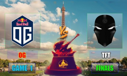 OG vs TFT Game 1 Bo3 | Paris Major EU Qualifiers Lower FINALS