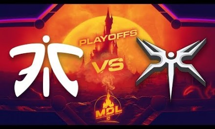 Fnatic vs Mineski Game 1 – MDL Paris Major SEA Qualifiers: Semifinals