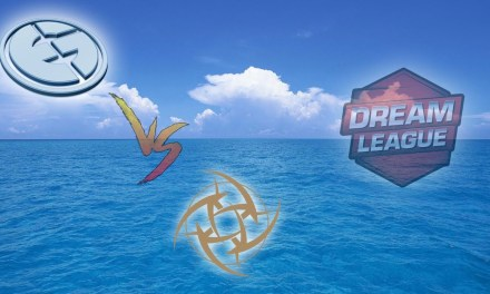 EG vs NIP | Lower Bracket R2 DreamLeague Season 11 | Bo3 GAME 2