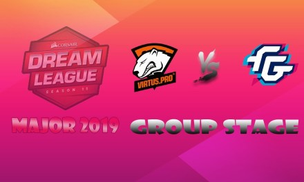 VP vs FWD GAME 3 Bo3   DreamLeague Season 11   Group Stage Opening Matches