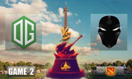 OG vs TFT Game 2 Bo3 | Paris Major EU Qualifiers Group Stage Decider Match