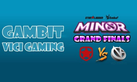 Gambit vs VG GAME 1 Bo5 | Grand Finals StarLadder ImbaTV Dota 2 Minor