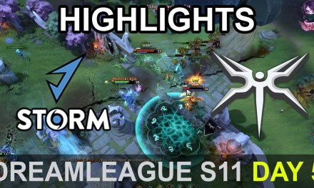 Mineski vs J.Storm DreamLeague Major Highlights Dota 2 Time 2 Dota #dota2