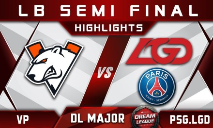 VP vs PSG.LGD [TOP 4] Stockholm Major DreamLeague Highlights 2019 Dota 2