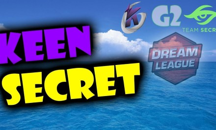 Secret vs KG | Lower Bracket R4 DreamLeague Season 11 | Bo3 GAME 2