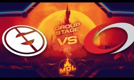 Evil Geniuses vs compLexity Game 2 – MDL Paris Major NA Qualifiers: Group Stage